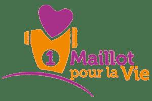logo association: 1 maillot pour la vie