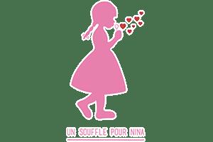 logo association: Un souffle pour Nina